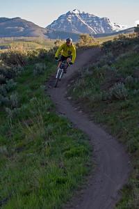 Strand Hill area trails
