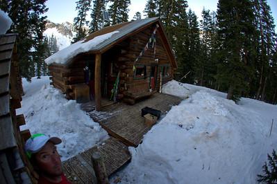 The Friend's Hut