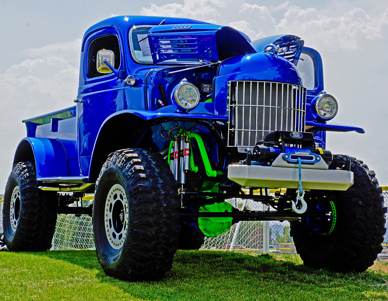 City of Gunnison - Gunnison Car Show - Jorg Park