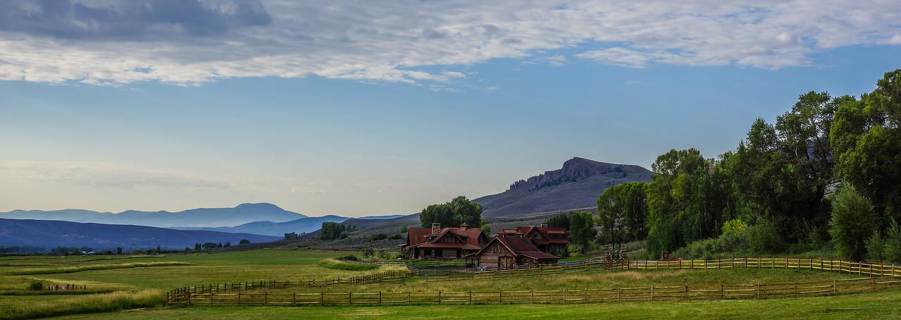 Eagle Ridge Ranch August 2012